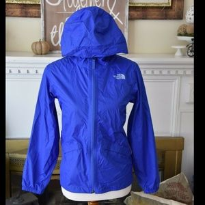 The North Face Dryvent Waterproof Hooded Jacket